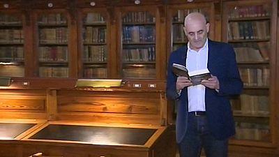 El Día de la Biblioteca se celebra entre conferencias, exposiciones y lecturas de libros