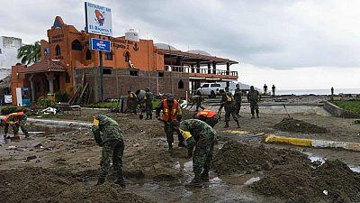 México continúa en alerta por inundaciones e intensas lluvias
