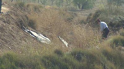 Dos muertos al estrellarse su ultraligero en un aeródromo de Mollerusa, en Lleida