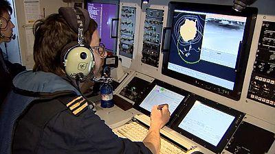 Morenés señala que se trabaja en labores de inteligencia con respecto al helicóptero desparecido