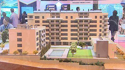 Más de 90 empresas han pasado por el Salón Inmobiliario en Madrid