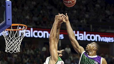 Baloncesto - Liga ACB 3� jornada, Unicaja-Laboral Kutxa, desde M�laga - ver ahora