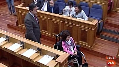 Parlamento - Conoce el parlamento - Una senadora muy especial - 24/10/2015