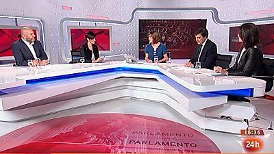 Parlamento - El debate - Balance de la X Legislatura - 24/10/2015