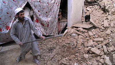Un terremoto de magnitud 7,5 en Afganistán causa más de 200 muertos en el sur de Asia