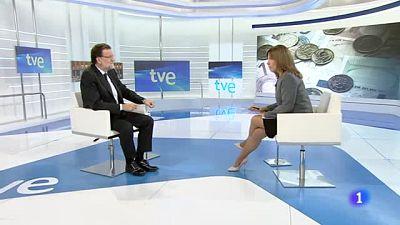 Rajoy mantiene que no habrá más subidas de impuestos