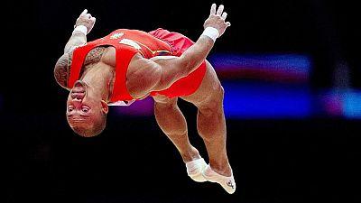 El equipo español masculino de gimnasia artística logró la clasificación para el preolímpico, en el que se repartirán los cuatro últimos billetes para los Juegos de Río 2016, tras concluir en decimotercera posición los Mundiales que se disputan en Gl
