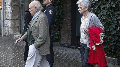 La Policía registra domicilios y empresas de tres hijos de Jordi Pujol