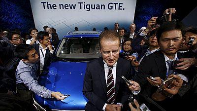 Volkswagen perdió 1.670 millones en el tercer trimestre, primeros resultados negativos en 15 años
