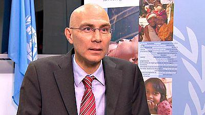 Volker Turk, número dos de ACNUR