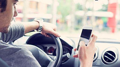 Tráfico denuncia a 27.000 conductores en solo una semana