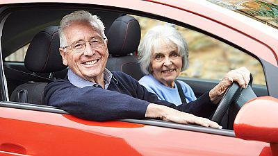 ¿Hasta qué edad deberían conducir las personas mayores?
