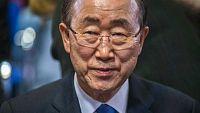 Los desayunos de TVE - Ban Ki-Moon, secretario general de Naciones Unidas - ver ahora