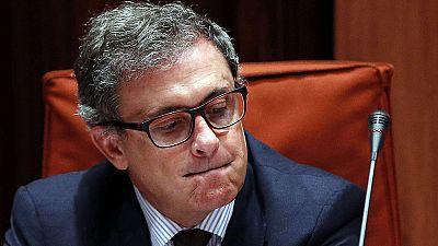 El juez ordena que se bloqueen las cuentas de Jordi Pujol Ferrusola y su exmujer