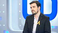Los desayunos de TVE - Alberto Garz�n, candidato de Izquierda Unida a la presidencia del Gobierno - Ver ahora