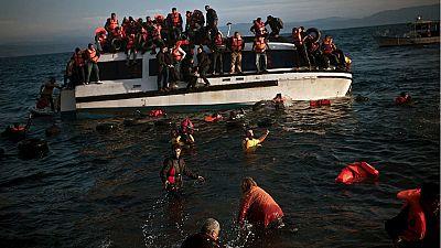 Dos nuevos naufragios de migrantes frente a las costas griegas dejan 22 muertos