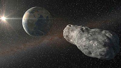 Un gran asteroide pasa este sábado cerca de la Tierra
