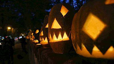 Las calabazas de Halloween no acabarán con los tradicionales huesos de santo