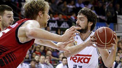 Baloncesto - Liga ACB 4� jornada, CAI Zaragoza - Real Madrid - ver ahora