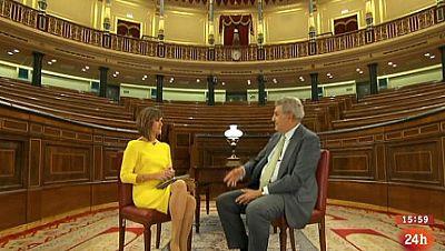 Parlamento - La entrevista - Jesús Posada y el final de la X Legislatura - 31/10/2015