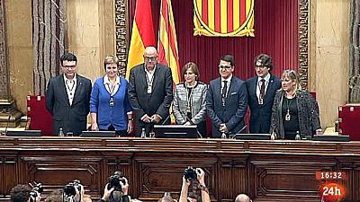 Parlamento - Otros parlamentos - Nuevo parlamento catalán - 31/10/2015
