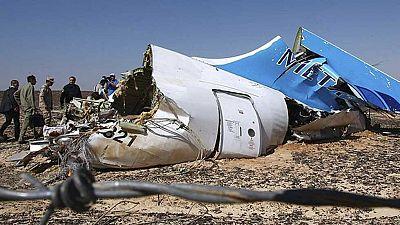 Moscú no descarta el atentado como posible causa del avión siniestrado