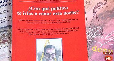 Parlamento - El reportaje - ¿Con qué político cenarías? - 31/10/2015