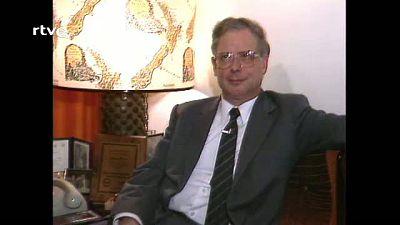Arxiu TVE Catalunya - Entrevista a l'eurodiputat Joaquim Muns