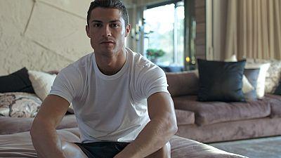 El documental 'Ronaldo' repasa la vida y carrera de Cristiano Ronaldo, en la que tiene un papel protagonista su hijo de cinco años.