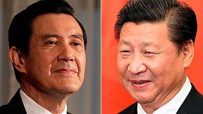 Los presidentes de China y Taiwán se reunirán el sábado por primera vez desde 1949