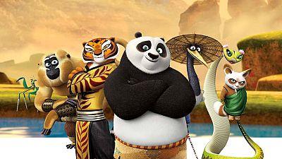 Nuevo tráiler de 'Kung Fu Panda 3'