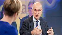 Los desayunos de TVE - Josep Antoni Duran i Lleida, presidente de Uni� Democr�tica de Catalunya - Ver ahora