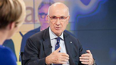 """Duran i Lleida: """"No tiene sentido que el futuro presidDuran i LLeida: """"No tiene sentido que el futuro presidente catalán dependa de un partido antisistema""""ente y el Gobierno catalán dependa de un partido antisistema"""""""