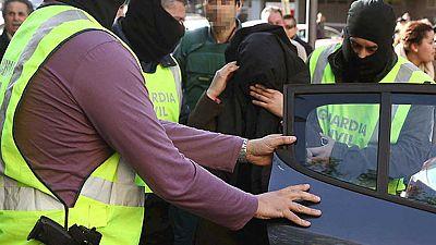 Dos detenidos en Barcelona por adoctrinar y reclutar terroristas