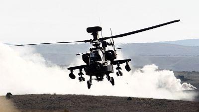 LA OTAN recrea en España la guerra contra el yihadismo en las mayores maniobras desde los 90