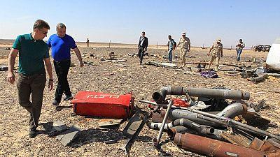 Los investigadores siguen sin saber cuáles fueron las causas del accidente del avión ruso