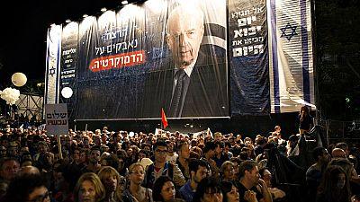 Se cumplen 20 años del asesinato del primer ministro israelí Isaac Rabin