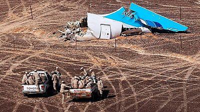 """Reino Unido y EE.UU. sospechan que un """"artefacto explosivo"""" estalló en el avión ruso que cayó sobre Egipto"""