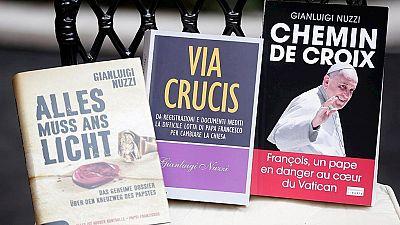 Dos libros destapan la malversación económica en el Vaticano