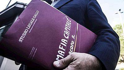 Italia juzga el caso 'Mafia Capitale', uno de los mayores juicios al crimen organizado de los últimos años
