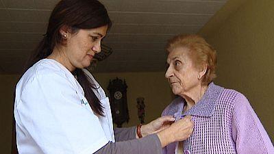 Cerca de dos millones de personas necesitan la ayuda de un cuidador en España
