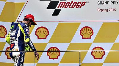 El Tribunal de Arbitraje Deportivo (TAS) ha desestimado el recurso de Valentino Rossi (Yamaha) respecto a la sanción que recibió en Malasia y el piloto italiano saldrá último el próximo domingo en el Gran Premio de la Comunidad Valenciana. [GP de Val
