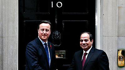 Reino Unido reanudará los vuelos desde Egipto para que vuelvan sus turistas