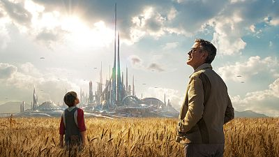 Cine en casa: 'Tomorrowland'
