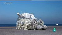 "Atenci�n obras - Las ""asombrosas criaturas"" de Theo Jansen"