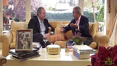 En la tuya o en la mía - Arturo Fernández invita a su casa a Fabiola y Mariló