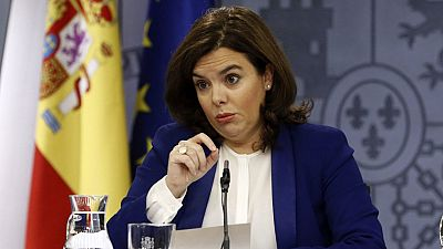 El Gobierno pedirá la suspensión de la resolución independentista en su recurso al Constitucional