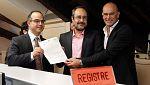 JxS y la CUP amplían la resolución independentista con propuestas sobre derechos fundamentales