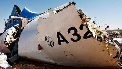 Las cajas negras apuntan a un atentado como causa del siniestro del avión ruso
