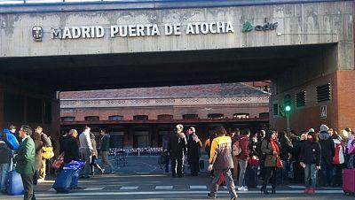 Los entresijos de la estaci�n de Atocha